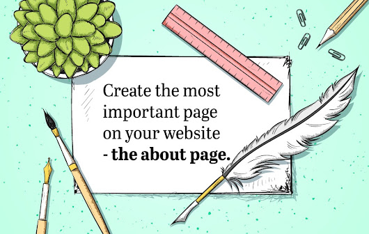 12 sections to consider including on your about page — the most important page on your website…
