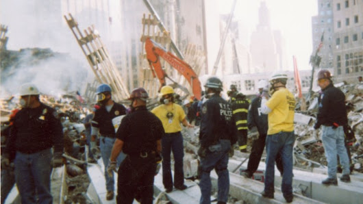 Compassion and Care New York 9/11 - Scientology Volunteer Ministers