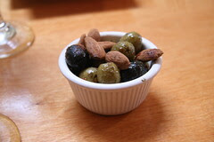 Phlight Restaurant, Whittier, CA - Nuts and Olives