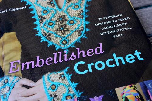 Embellished Crochet