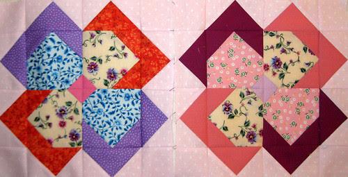 Flower Patch Blocks
