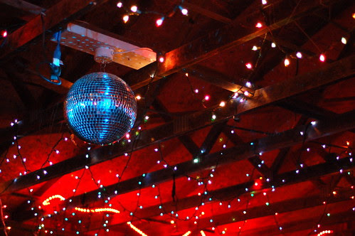 Disco in the Pavilion