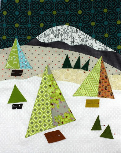 Winter Quilt Swap - Plan A