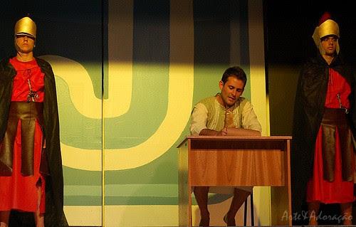 Arte e Adoração - Teatro como forma de adoração