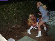 Candid girls pissing more