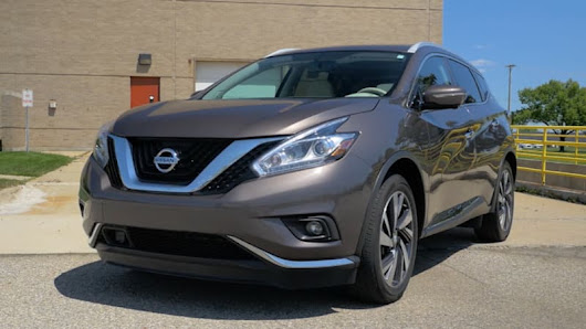 Our thoughts after a year with a 2015 Nissan Murano