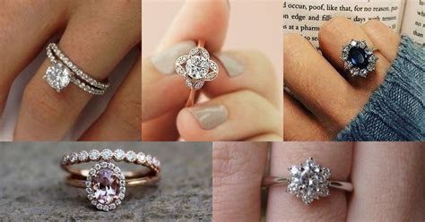 The World?s Most Popular Engagement Ring Designs (March 2017)