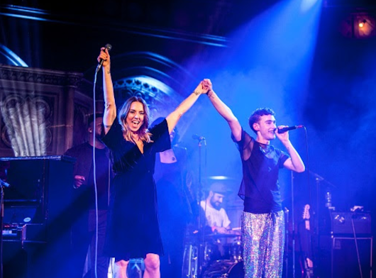 Watch Years & Years plus guests Unplugged at Union Chapel for Shelter - Pop Scoop! - Pop News | Interviews | Celebrity Gossip | Photos | Videos