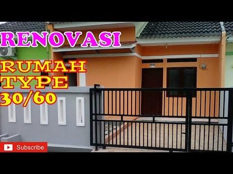 Contoh Renovasi Rumah Subsidi Type 3060 - Situs Properti ...