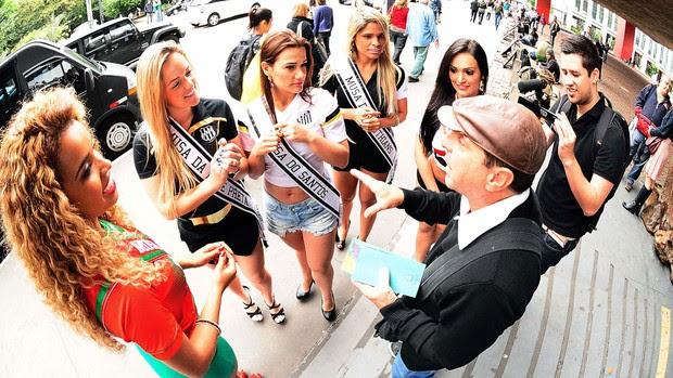Musas Brasileirao Av Paulista 17 (Foto: Marcos Ribolli)
