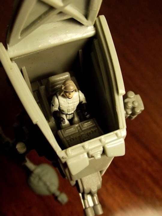 Inside AT-ST