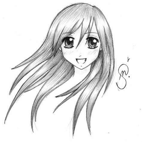 random manga girl  sagitadawson  deviantart art