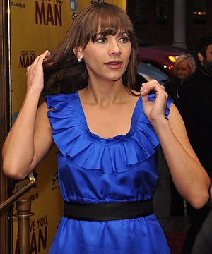 Rashida Jones at the Austin, TX premiere of I ...