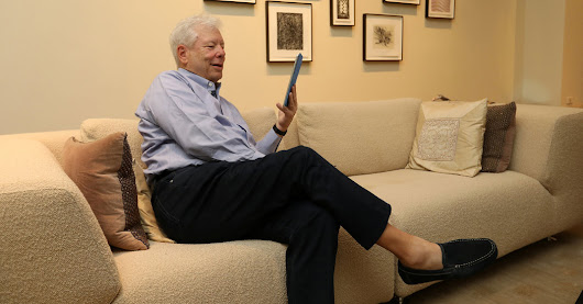 Nobel in Economics Is Awarded to Richard Thaler - The New York Times