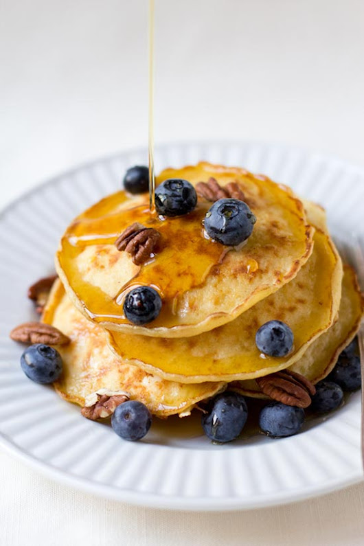 10 Healthy Protein Pancakes With Cottage Cheese - Magplanet