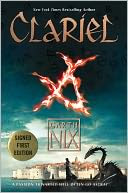 Clariel by Garth Nix: Book Cover