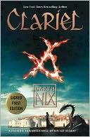 Clariel by Garth Nix: Book Cover
