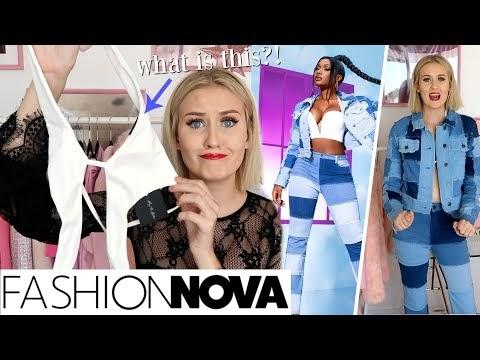 MEGAN THEE STALLION X FASHION NOVA HONEST REVIEW