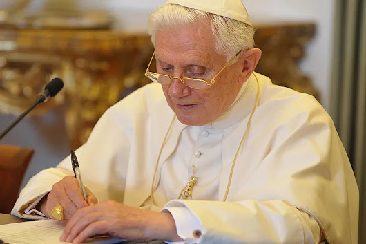 How Pope Francis' 'new joy' surprised Benedict XVI