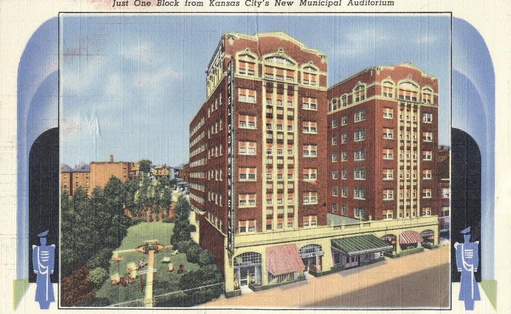 Normandy Apartments Kansas City Mo