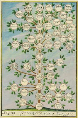 Bikzad Family Tree in Croatia