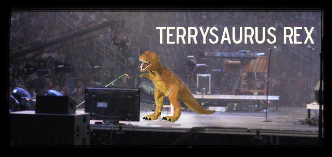 Terrysaurus Rex
