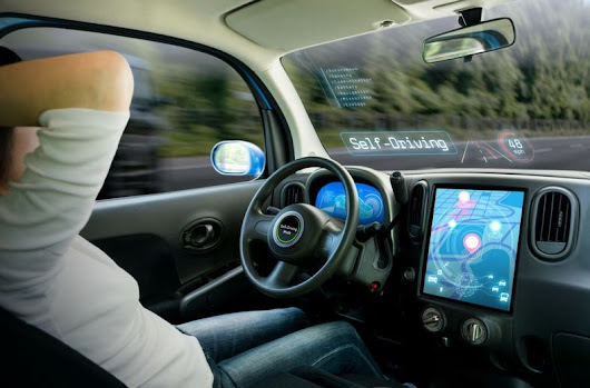 The Automated Car Argument - Safe Trac Solutions Ltd