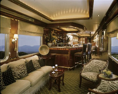 luxury train interiors 2