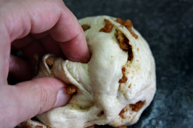 Pan con Chicharrones 091