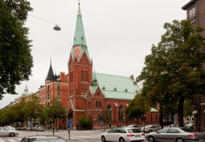 St. Georgios metropolitkyrka