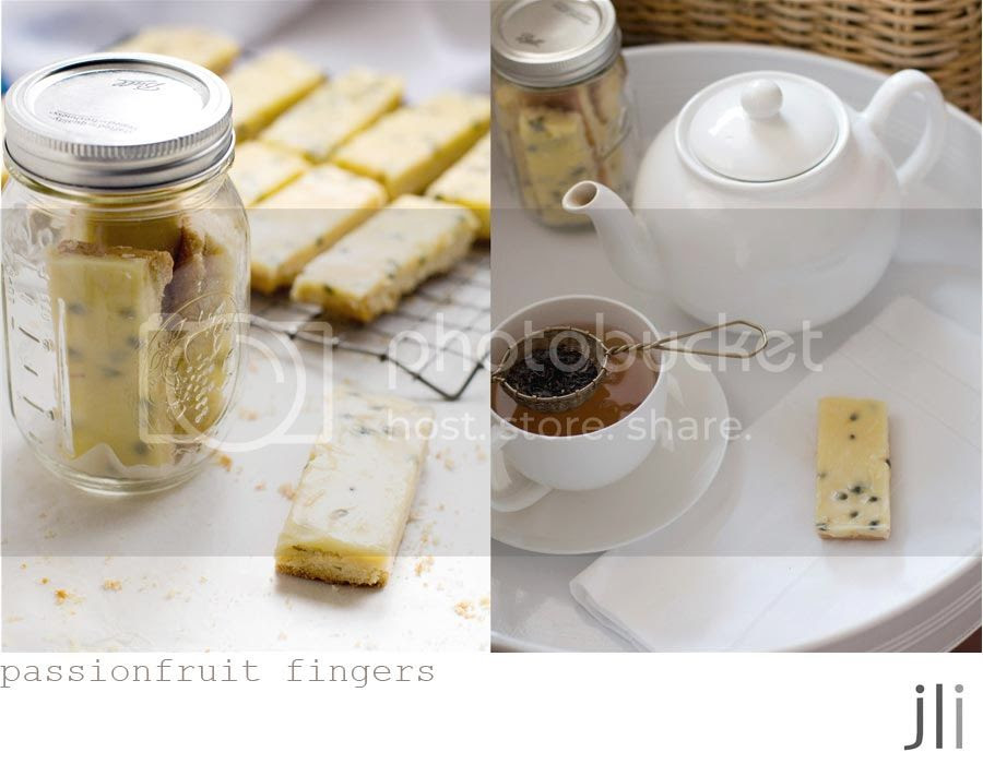 passionfruit fingers