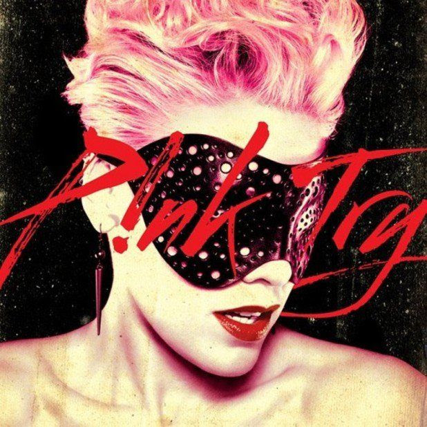 Try (Single Cover), Pink