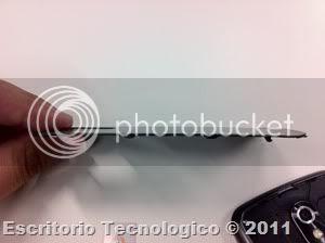Samsung Galaxy Nexus GT-I9250 (14) - Cubierta trasera
