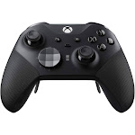 Microsoft Elite Series 2 USB Wireless - 2.4 GHz/Bluetooth Controller for PC/Xbox One and adjustment too & thumbstick & D-pad & paddle & harging station