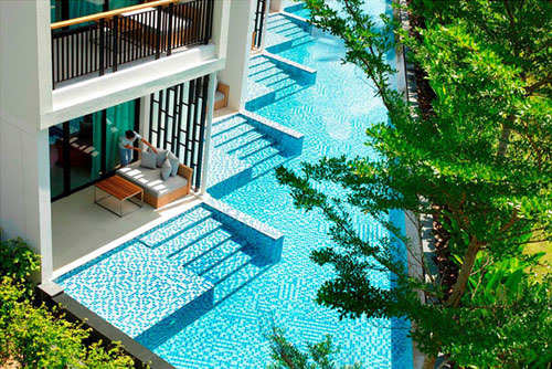 Hotels With Pool Access Rooms In Phuket