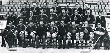 1971-72 Dukla Jihlava team, 1971-72 Dukla Jihlava team