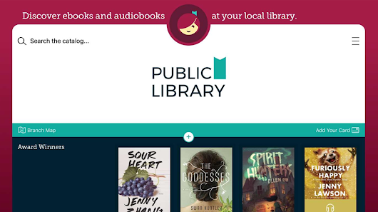 Libby App Connects eReaders to Business Titles from Most Major Metro Public Libraries