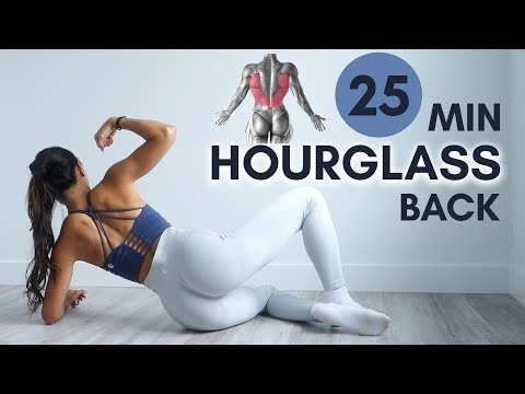 How to Build a Curvy Upper Body | 25 Minute Workout at Home