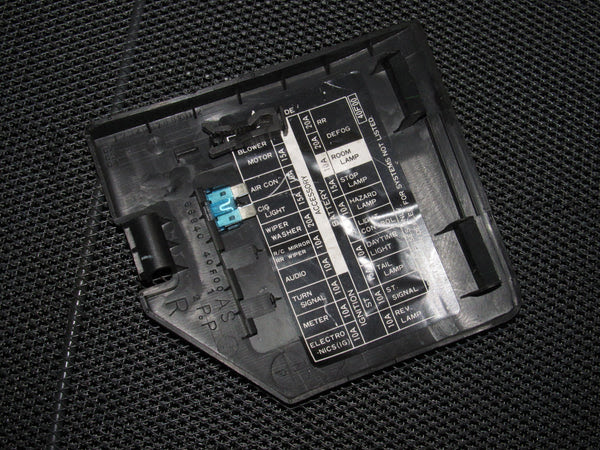 90 240sx Fuse Box Cover Wiring Diagram Instruct Instruct Cfcarsnoleggio It
