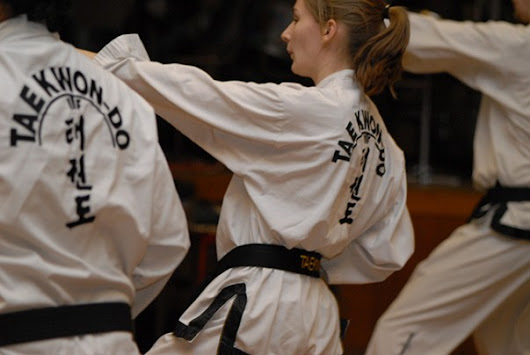 Keep fit this winter with martial arts - Palcic Taekwondo