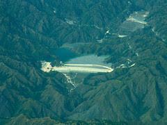 Dam of Philex Mine