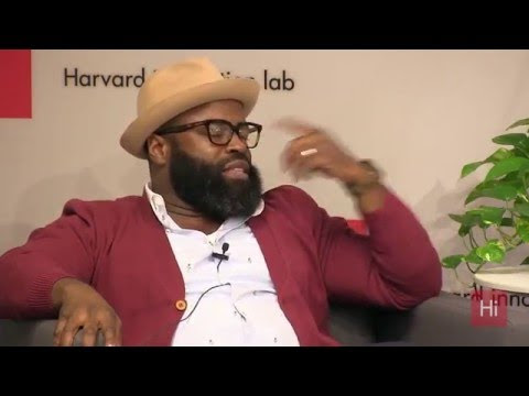 Tariq Trotter aka Black Thought (of The Roots) recently visited Harvard's Innovation Lab - from @ellohiphop on Ello.