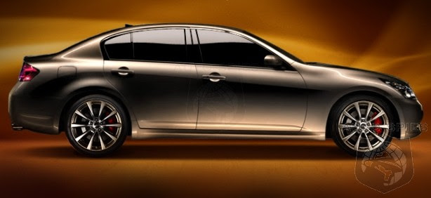 is the infiniti g37 sedan coming for 2009  autospies