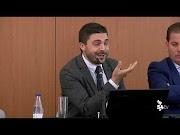 Vídeo de la presentación de la obra de Víctor Ferrer dedicada a la Banda Municipal de #Pozoblanco