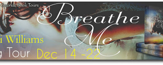 Breathe Me Blog Tour @WilliamsJeri @SparkleBookTours – Room With Books