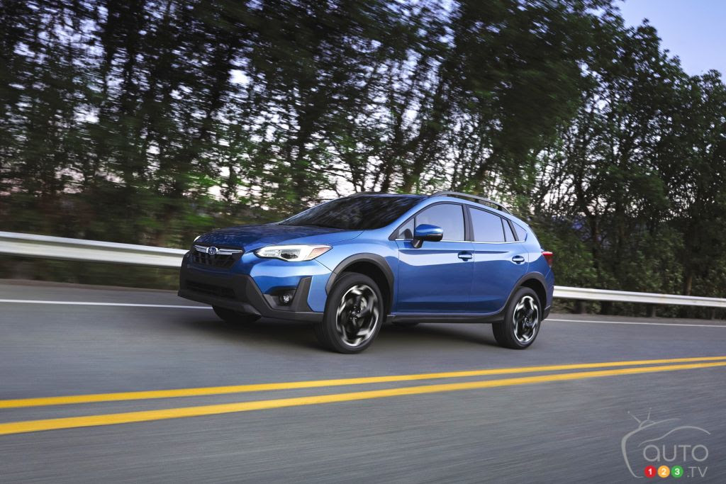 2021 subaru crosstrek pricing announced for canada  car
