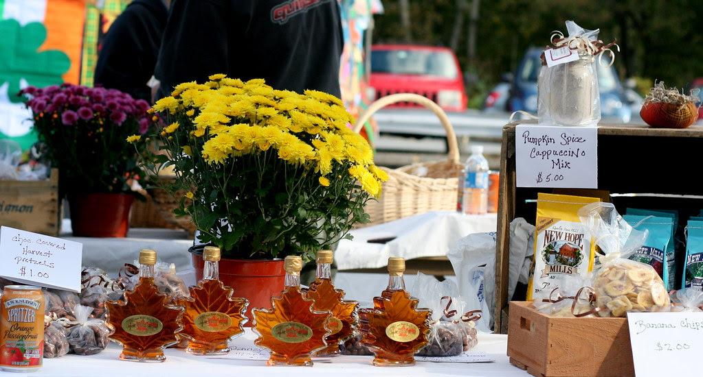 Celebrating Fall in Jim Thorpe, PA