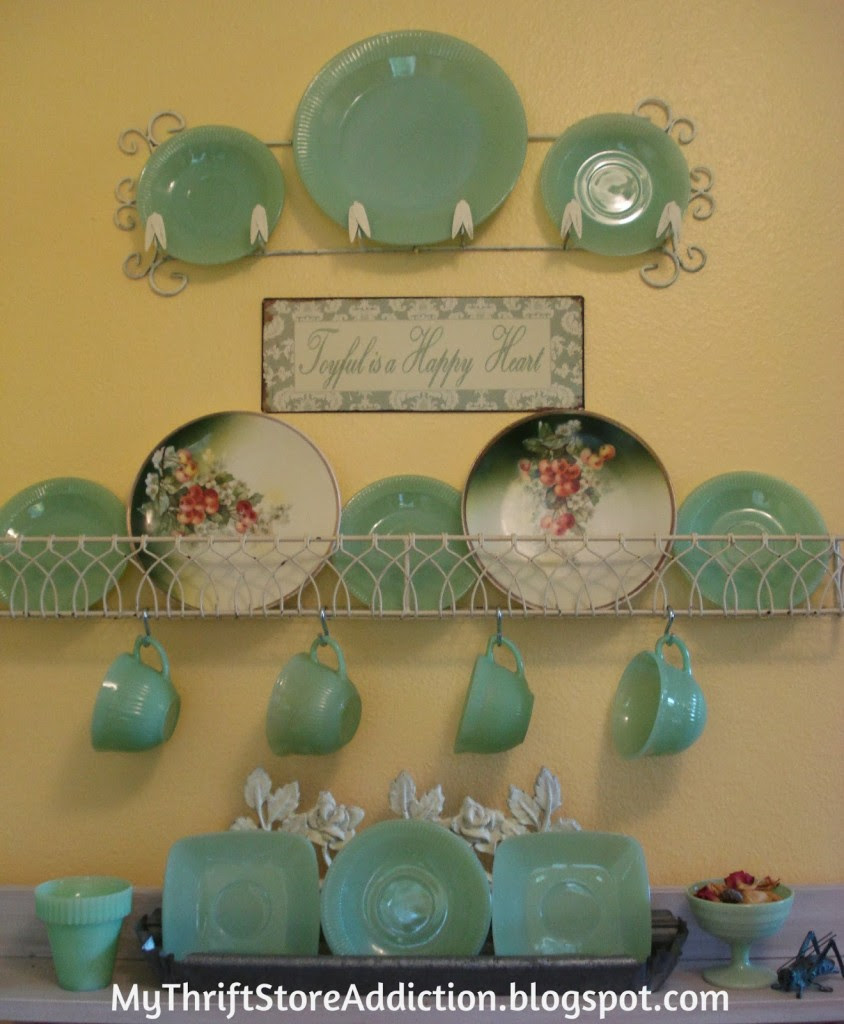Jadeite Collection
