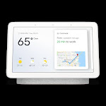 Google Nest Hub (US, Chalk)
