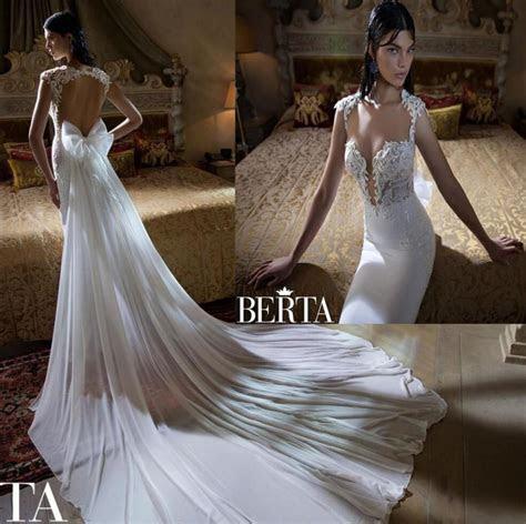 Cheap Berta Bridal   Discount 2015 New Arrival Berta